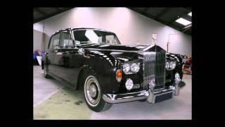 Rolls-Royce Phantom аренда в Москве. Аренда ретро автомобилей