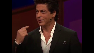 Shah Rukh Khan's inspiring Ted Talk