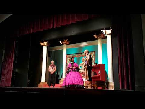The King and I Act 1