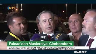 Radamel Falcao Galatasaray'a gelecek mi?...(Başkan Mustafa Cengiz yanıtladı)