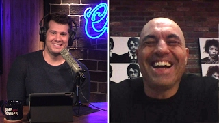 Joe Rogan and Crowder Talk Pot Debate | Louder With Crowder