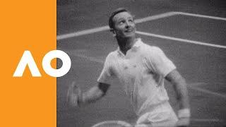 Rod Laver: Launch Of A Legend | Australian Open 2019