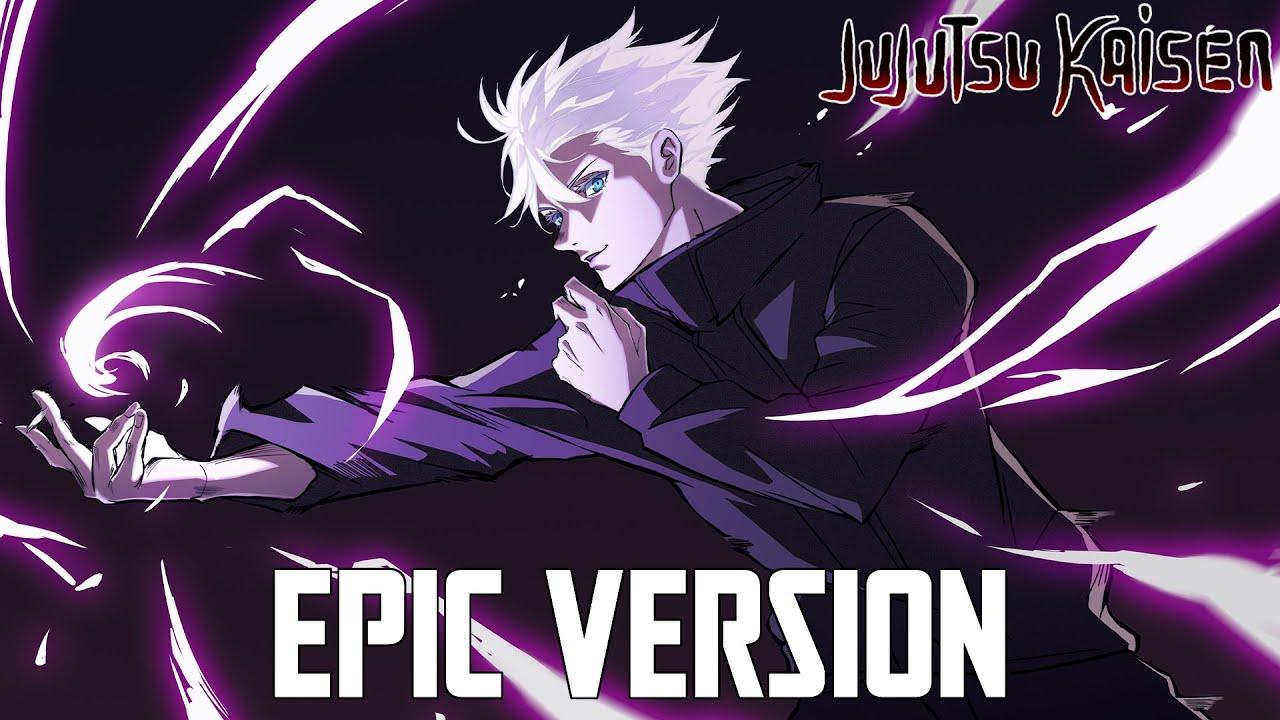 Download Jujutsu Kaisen: Gojo Satoru Hollow Purple Theme   EPIC VERSION (Besto Quality Remix)