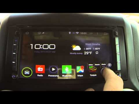 Android Car Stereo Internet Access
