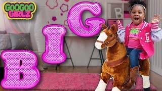 My Horse Is Pretty! (Learn to Spell Big with Goo Goo Girlz)