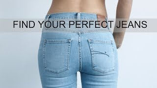 One of Christie Ressel's most viewed videos: HOW-TO FIND THE PERFECT JEANS FOR YOUR BODY TYPE: Closet tips from a stylist