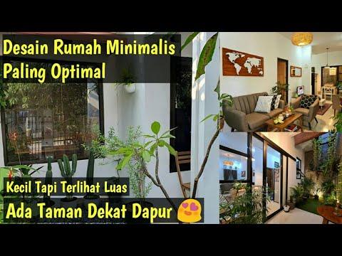 desain rumah minimalis paling optimal | rumah minimalis