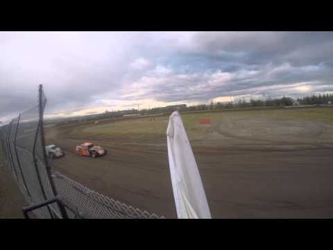 Modified Main Event - Mitchell Raceway - 7/17/2015