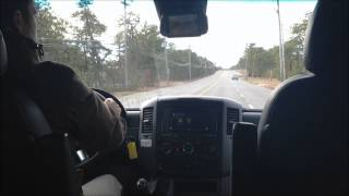 Test Drive 2014 Mercedes Benz Sprinter Airstream Interstate Ext RV Conversion Van HD