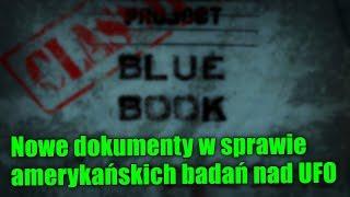 Pojawiły się kolejne dokumenty z amerykańskiego projektu Blue Book!