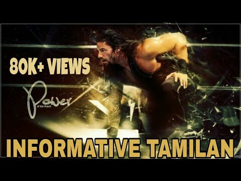Wwe romanreigns mass tamil song remix