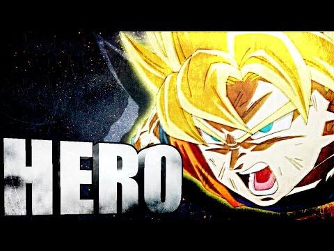 HERO Song of Hope  Dragon Ball Z AMV