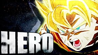 Video HERO (Song of Hope) - Dragon Ball Z AMV download MP3, 3GP, MP4, WEBM, AVI, FLV Agustus 2018