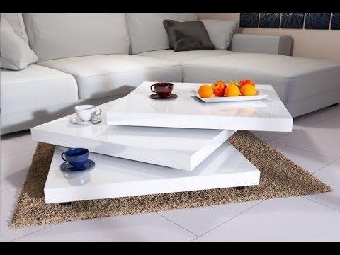 Table Salon 3 Design Et Moderne Le Poisson Qui Jardine Youtube