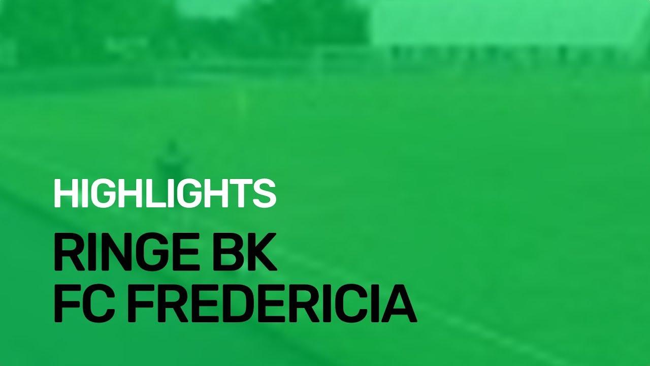 Download Highlights: Ringe BK 0-6 FC Fredericia | 8. august 2018