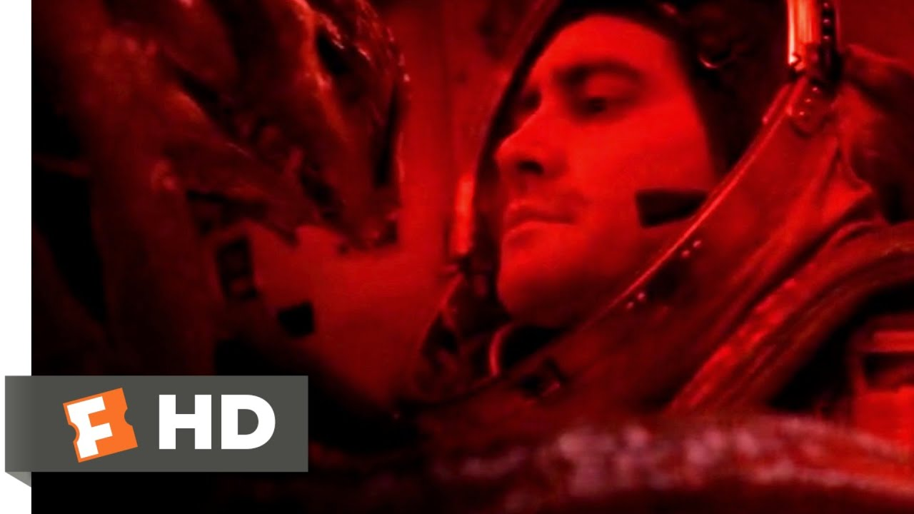 Download Life (2017) - Face to Face Scene (9/10) | Movieclips