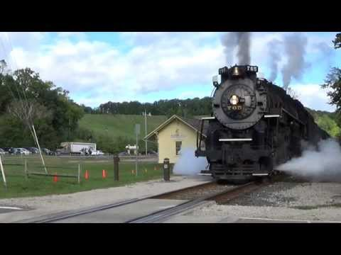 NKP 765  Steam in the Valley 2015