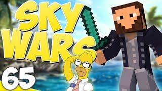 "Minecraft Sky Wars: Game 65! ""Son Of A Sissy!"" w/Athix"