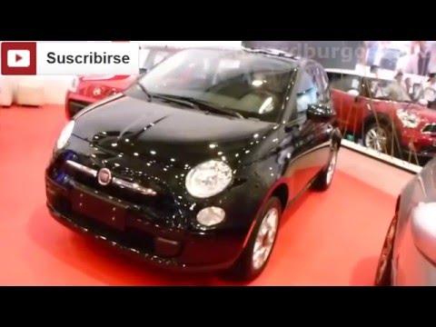 2014 Fiat 500 Cult 2014 video versión Colombia