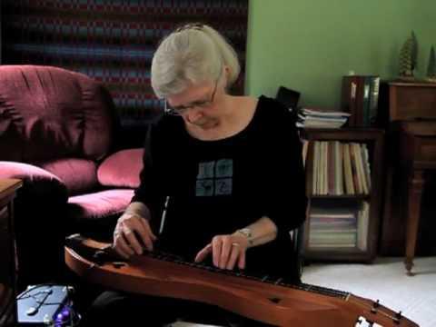 Eleanor Plunkett on Mountain Dulcimer performed by Judith Giddings
