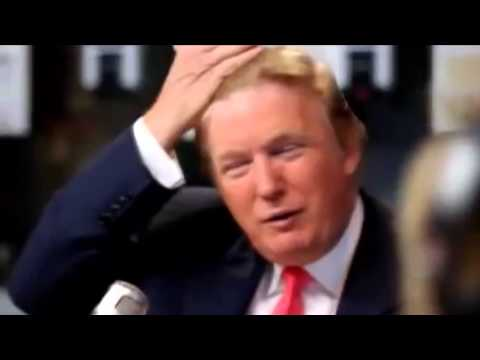 2006 Man of the Year Trailer Donald Trump Mashup Recut