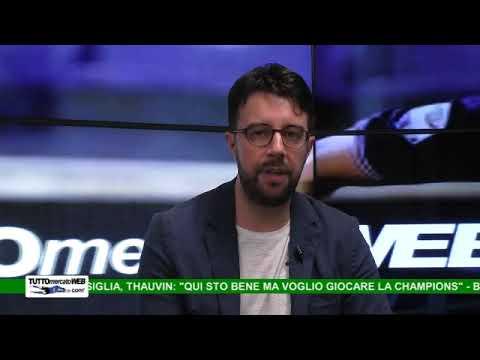 TMW News: Milan, gli acquisti ci saranno. Roma, centrocamnpo a rischio.