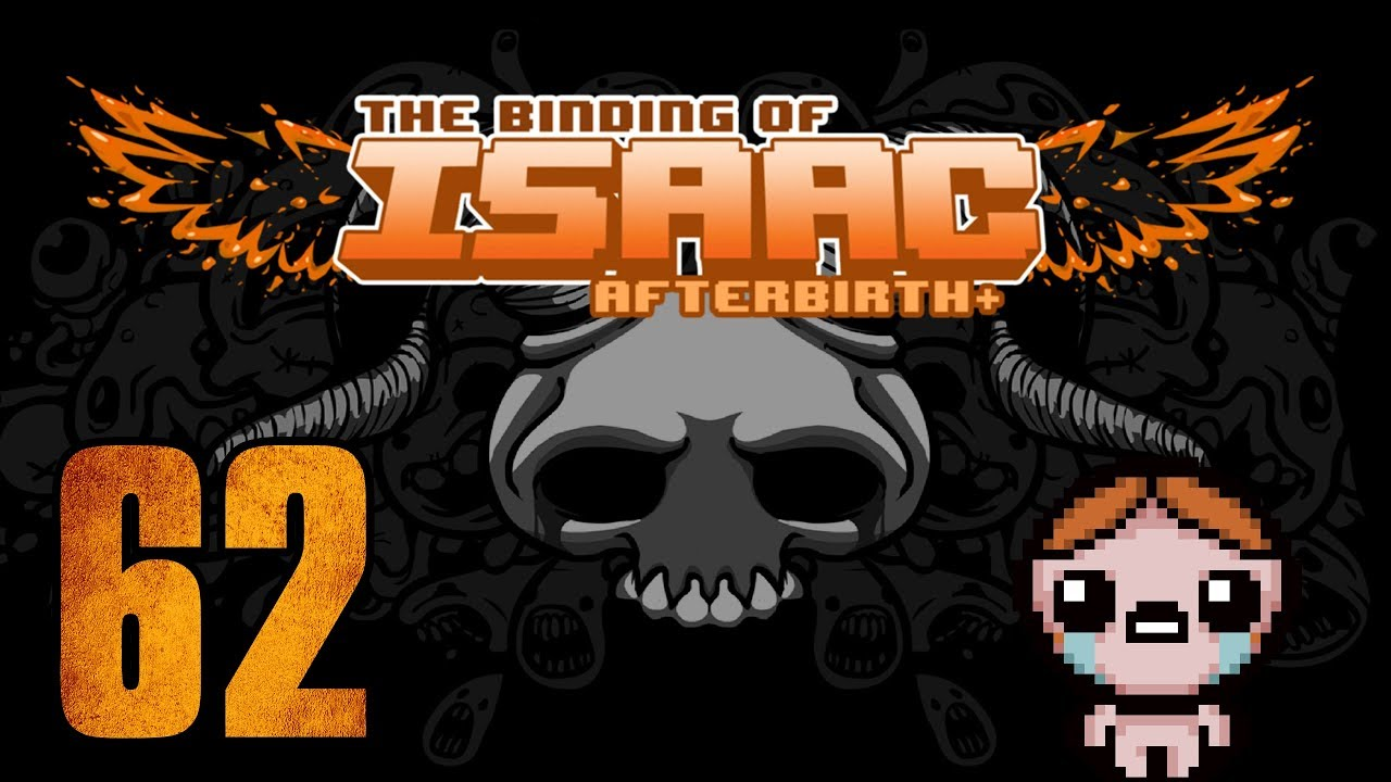 62 Binding of isaac Afterbirth+ (FR) Lazarus Hard, DOUBLE DICE ROOM ...
