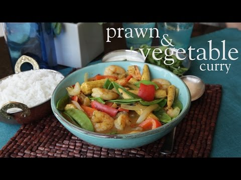 Slimming World Prawn And Vegetable Curry Youtube