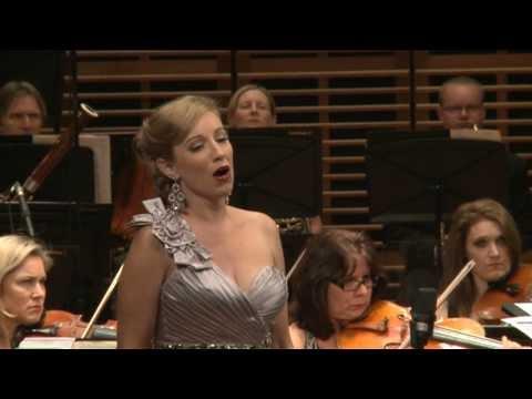 2013: guest artists Lorina Gore, soprano and Jaewoo Kim, tenor. ASC Finals Concert (Verdi)