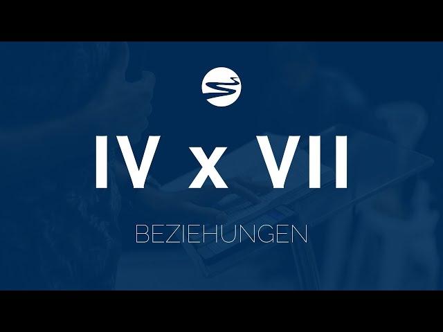 IV x VII - BEZIEHUNGEN   ELIM KIRCHE GEESTHACHT   HD