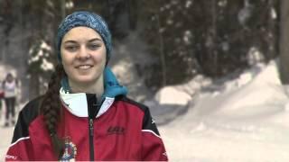 Meet Team Ontario member JESSIE GRAVEL.