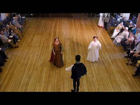 Fifteenth-century Dance suite (Early Dance Circle Festival 2017)