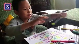 Kanak-kanak autisme kuasai enam bahasa