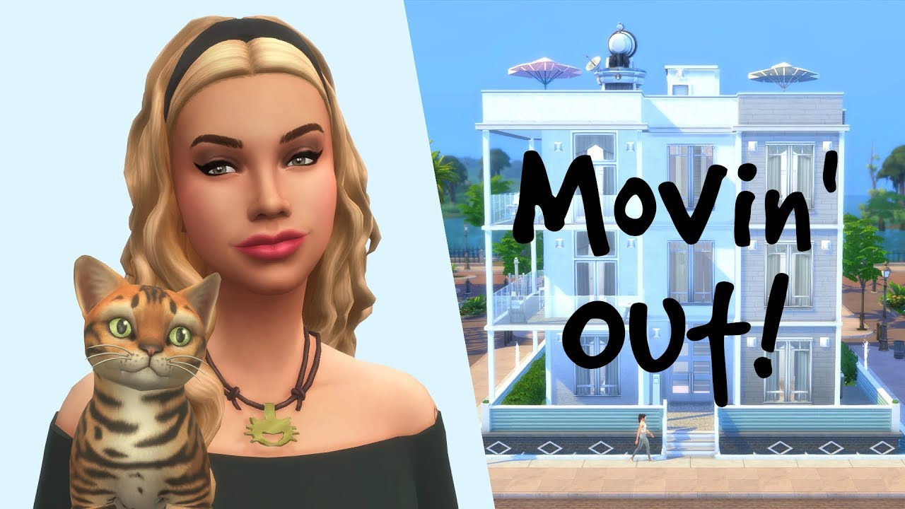 sims 4 how to cancel moving out