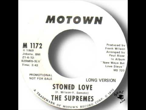 Supremes   Stoned Love Long Version