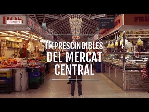 EL COMIDISTA   Puestos imprescindibles del Mercado Central de Valencia