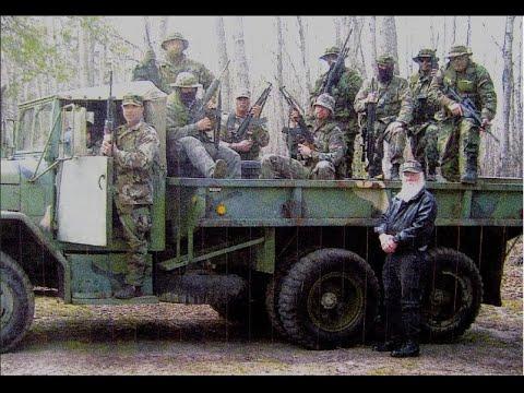 1994 - Michigan Militia - Stand at Battle Creek - Norm Olson