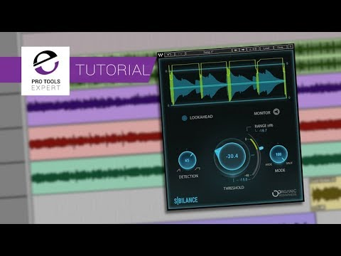 Waves New Sibilance De-Esser Plug-in Makes Mixing Your Vocal Tracks Fast By  Detecting Harshness