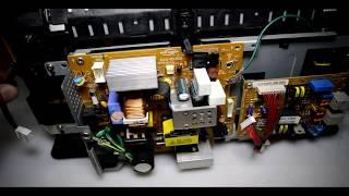 Разборка принтера xerox WorkCentre PE220 и устронение неисправностей.