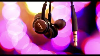 Are the Samsung AKG earbuds good 2018? - Samsung AKG Headphones Review S9