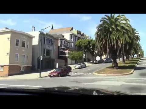 (254) San Francisco!!!! Моя подруга Виолетта, город на холмах и морская свинка....1-ая серия))