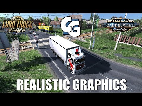 "ETS2 / ATS - My ""Secret"" To Realistic Graphics"