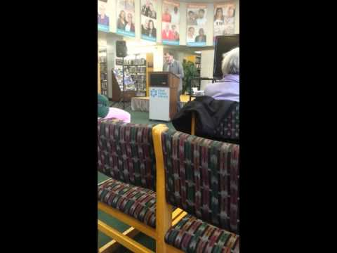 Brittons_Tim Wise- Flint Public Library _March 2016
