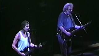 """Grateful Dead 12/17/93 """"Truckin~Smokestack Lightning"""" Oakland CA"""