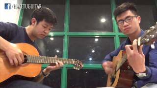 [Guitar Duet] NOTHING'S GONNA CHANGE MY LOVE FOR YOU - George Benson (2 Guitars)