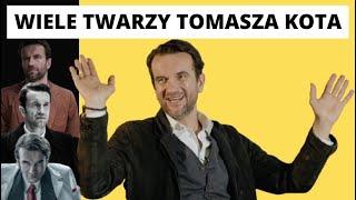 Tomasz Kot o radości z bycia aktorem, malowaniu, cenie sukcesu i Hollywood