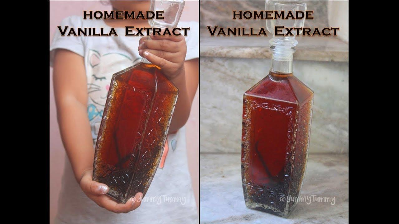 Homemade Vanilla Extract Recipe - Just 2 Ingredients