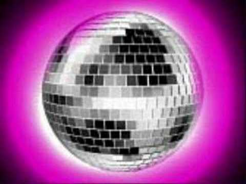 Techno Trance - Shiny Disco Balls