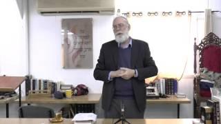 פרופ' אפרים מאיר: נוכחות ודתיות חלק א