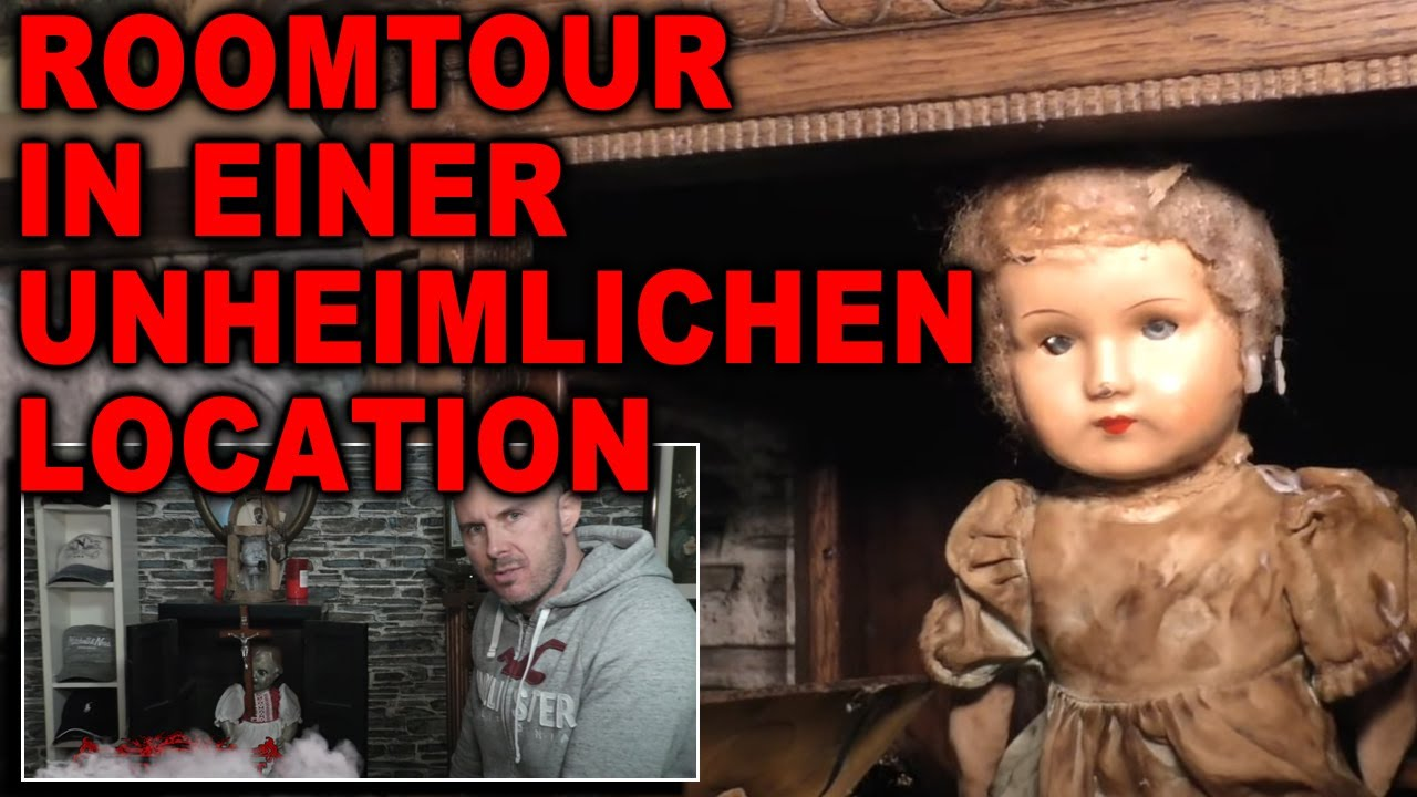 ROOMTOUR - in einem Geisterhaus | Behind you